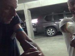 pnp in vidz parking garage