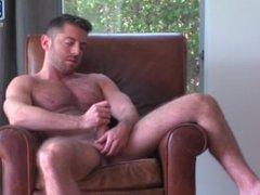 Hairy Stud vidz Nick Prescott  super Goes Balls Deep