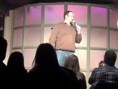 Fat Nerd vidz Sucks Cock  super (at stand up comedy)