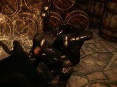 Skyrim game vidz characters 1