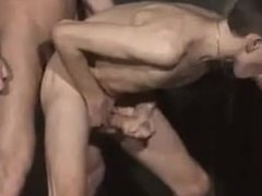 British Lads vidz Prison Orgy