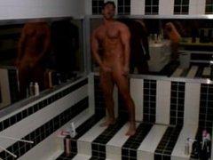 Big Brother vidz Andie Shower