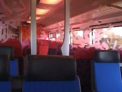 Public Train vidz Wank 2