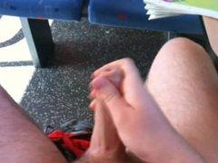 Public Train vidz Wank 4