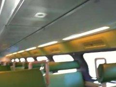 Public Train vidz Wank 7