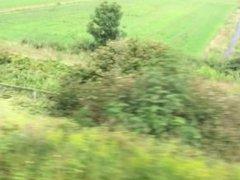 Public Train vidz Wank 12