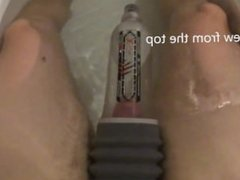 How To vidz Get Big  super Penis With Bathmate Hydromax Xtreme X40 - 1st Video Review
