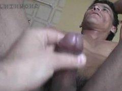 Amateur Latino vidz Daddy Handjob  super - Geraldo