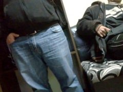 big big vidz bear jeans  super bulges