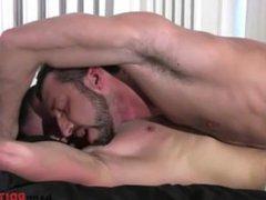 Gay nipple vidz & pits  super licking scene