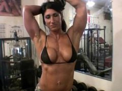 muscle female vidz workout new