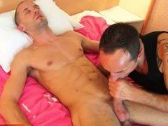 Big cock vidz sucker: Sport  super guy for my mouth ! (Axel)