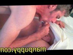 Memory Lane vidz - Manpuppy  super & Sabastian Stone's 1st Homemade Porn - Jockstrap BJ