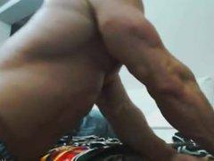 Hot Bodybuilder vidz James Lewis  super Flex