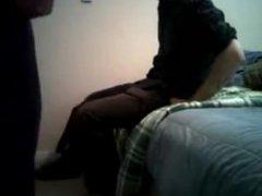 hidden cam...Cutest vidz big dicked  super Nerd Gets Blowjob - 10 min