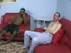 Amateur white vidz guy gets  super nailed by a black stud