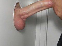 Big Cock vidz At Gloryhole