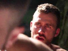 Caleb King vidz and Logan  super Moore Flip-fuck
