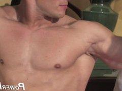 Bodybuilder pornstar vidz Rudolf Zotkov