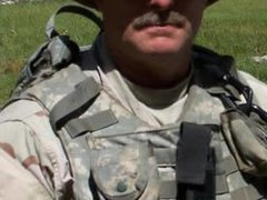Soldier coming vidz out gay  super in Houston, Texas Bill Bernhard