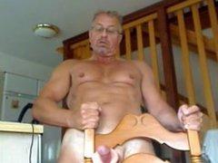Hung daddy vidz fucks sex  super toy
