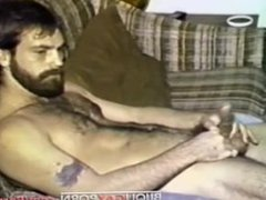 Nude Boxing vidz & Dirty  super Talk - OLD RELIABLE: HAIRY GUYS (1987)