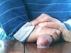 Uncut Cock vidz Hand Fuck  super #3