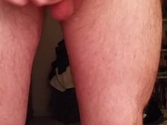 Big cock, vidz quivering leg  super cumshot