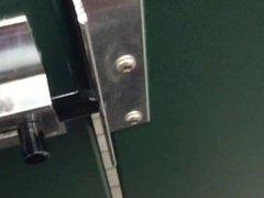 Jerking Off vidz in Public  super Bathroom
