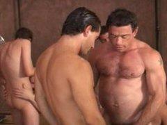 Hot Bareback vidz orgy