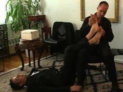 boss tickle vidz punishment