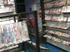 Fucked in vidz a Video  super Store