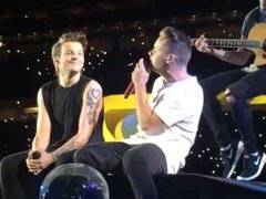 Liam's Nipple vidz Tickle
