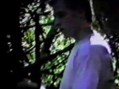 Spycam Late vidz Afternoon Gays  super Cruising the Woods sound