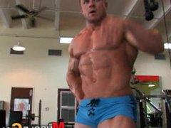 Brad Rowe vidz (Muscle Gallery)
