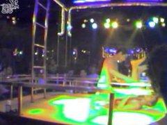 Thai Bangkok vidz Live Show  super Stage Fuck Gay Hot