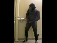 frogman jerkoff vidz in hotel  super stairway