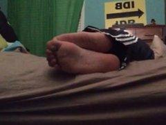 18 year vidz old boys  super feet