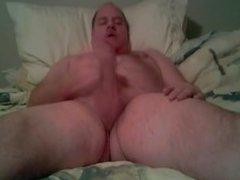 Hot daddy vidz masturbate