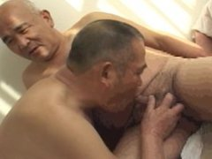 Japanese old vidz man