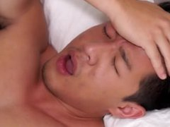 Sexy Asian vidz Getting Fucked  super By White Cock