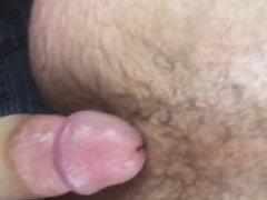 Dad puts vidz his erection  super deep in my butt