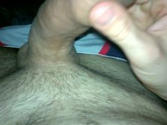 Jerk-off my vidz dick
