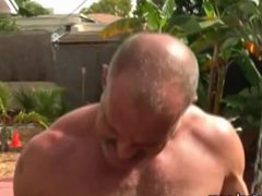 Mature guy vidz ass fucks  super raw