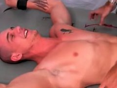 Gorgeous Skinny vidz Guy Tickled