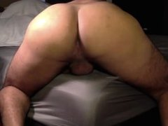Bend over vidz and spreading  super my ass