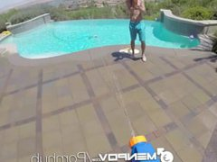 MenPOV - vidz Two Way  super POV Action for Damian Black and Billy Ramos