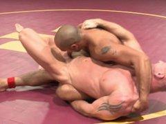 Leo Forte vidz Returns To  super Defend His Title against Mitch Vaughn - Scene 1