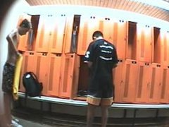 changing locker vidz room