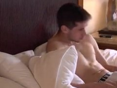 hot straight vidz 19yr old  super amatuer boy gets his first ever blow job